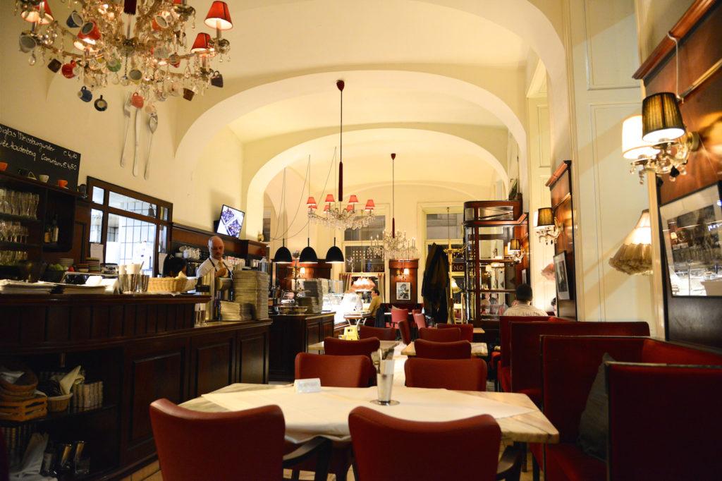 Кафе Diglas в Вене