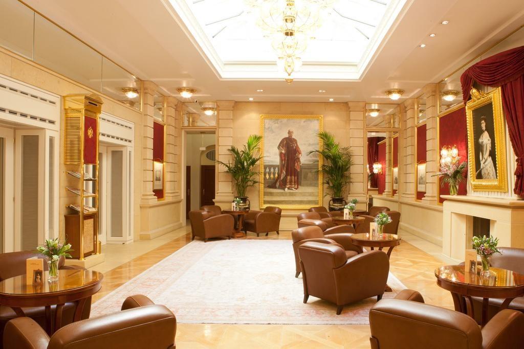 Отель Hotel Kaiserin Elisabeth в Вене