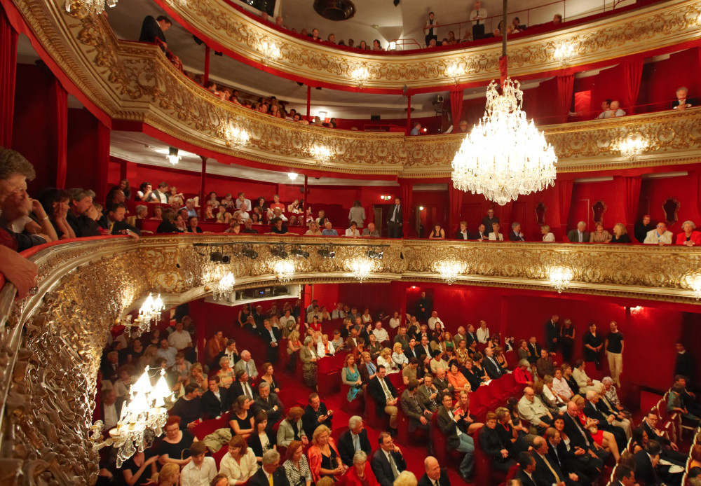 Театр Йозефштадте в Вене