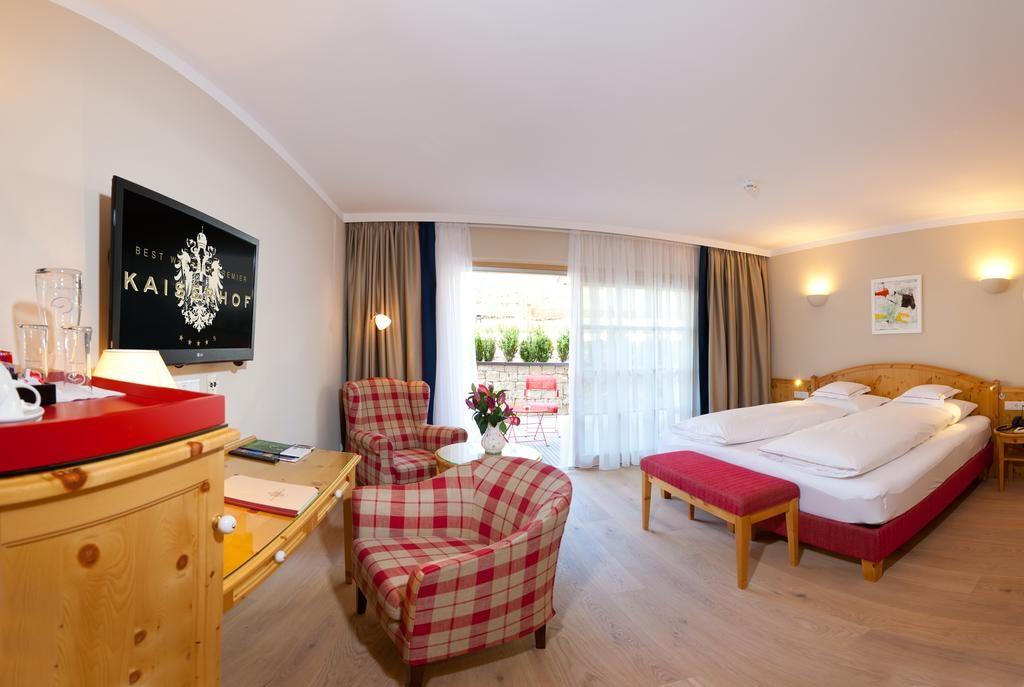 Отель Western Premier Hotel Kaiserhof в Вене