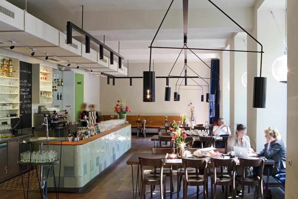 Кафе Ansari в Вене