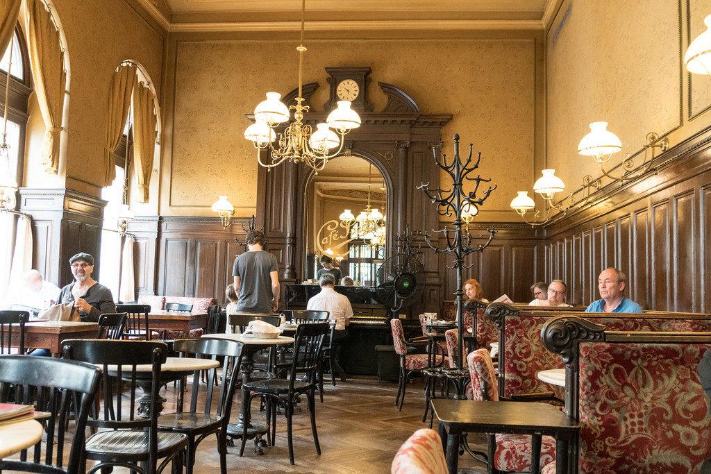 Кафе Sperl в Вене