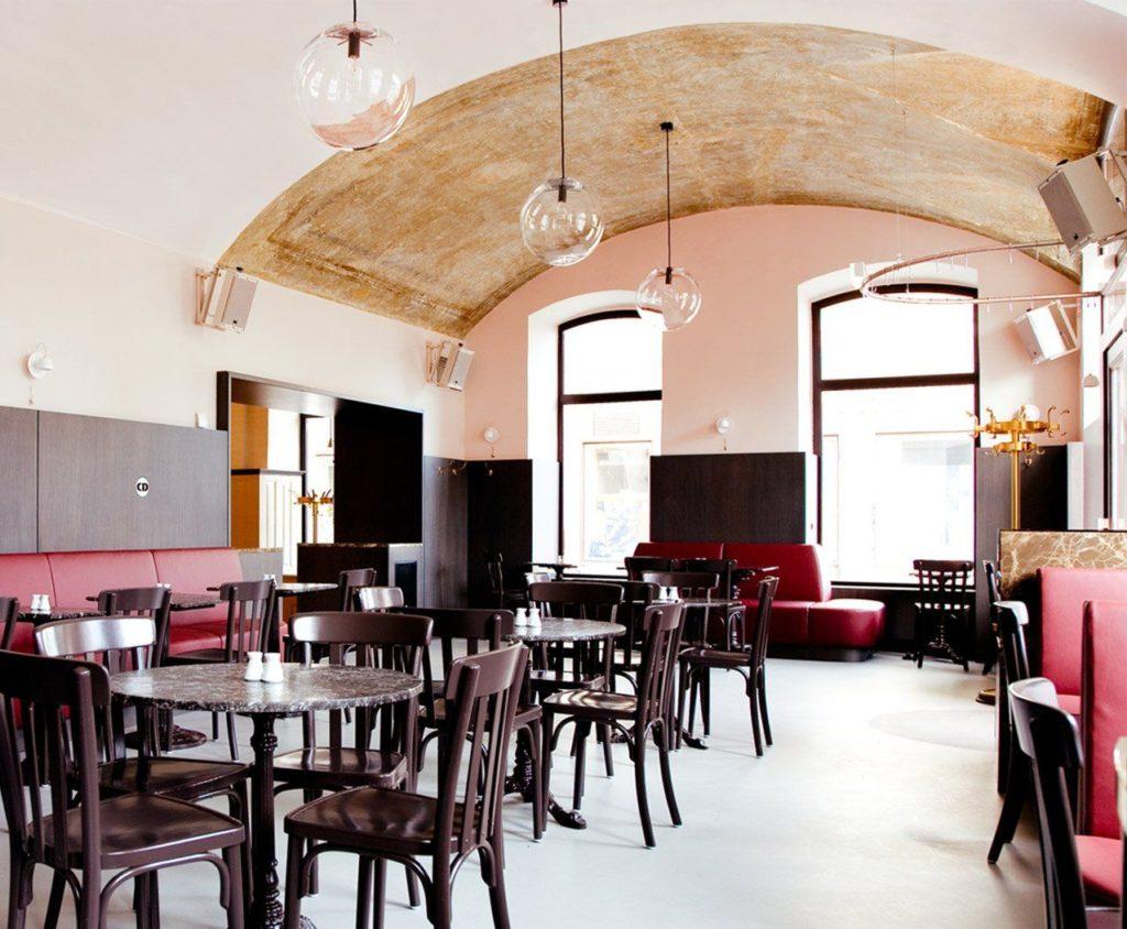 Кафе Drechsler в Вене