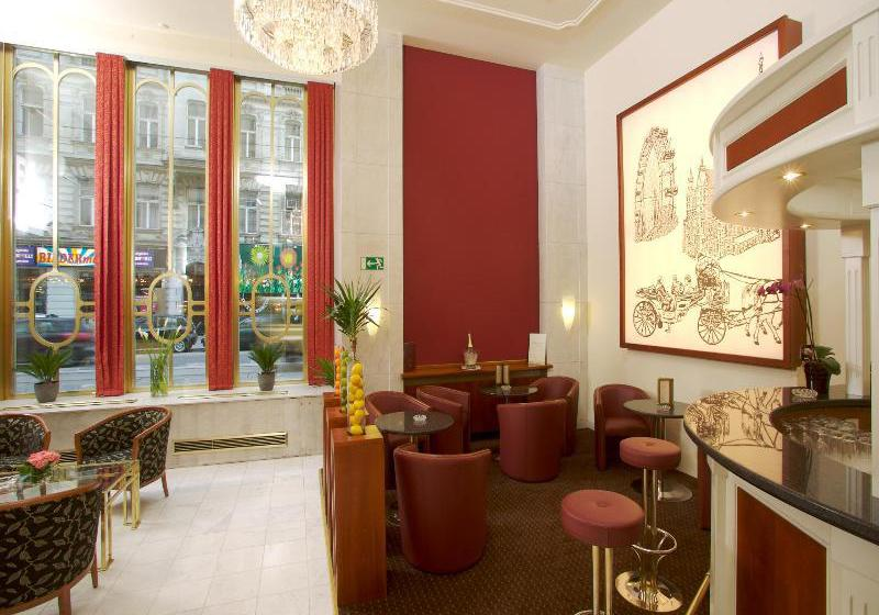 Отель Hotel City Central в Вене