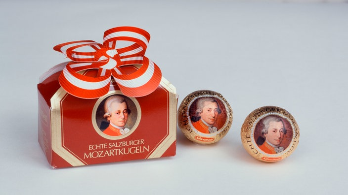 Моцарткугель в Вене