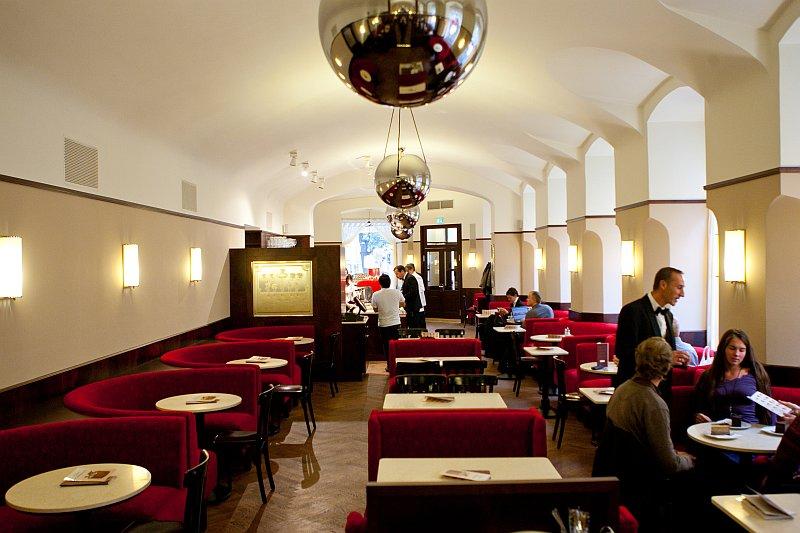 Кафе Museum в Вене