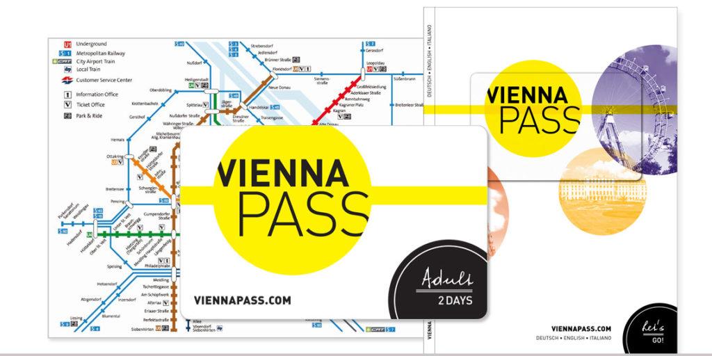 Vienna Pass на 2 и 3 дня