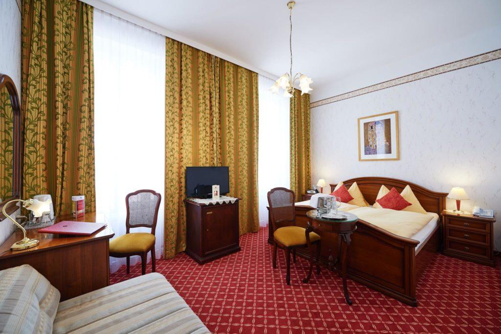 Отель Hotel Austria Vienna в Вене