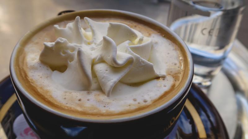 Кафе Aida в Вене