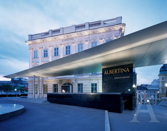 Художественная галерея Albertina в Вене