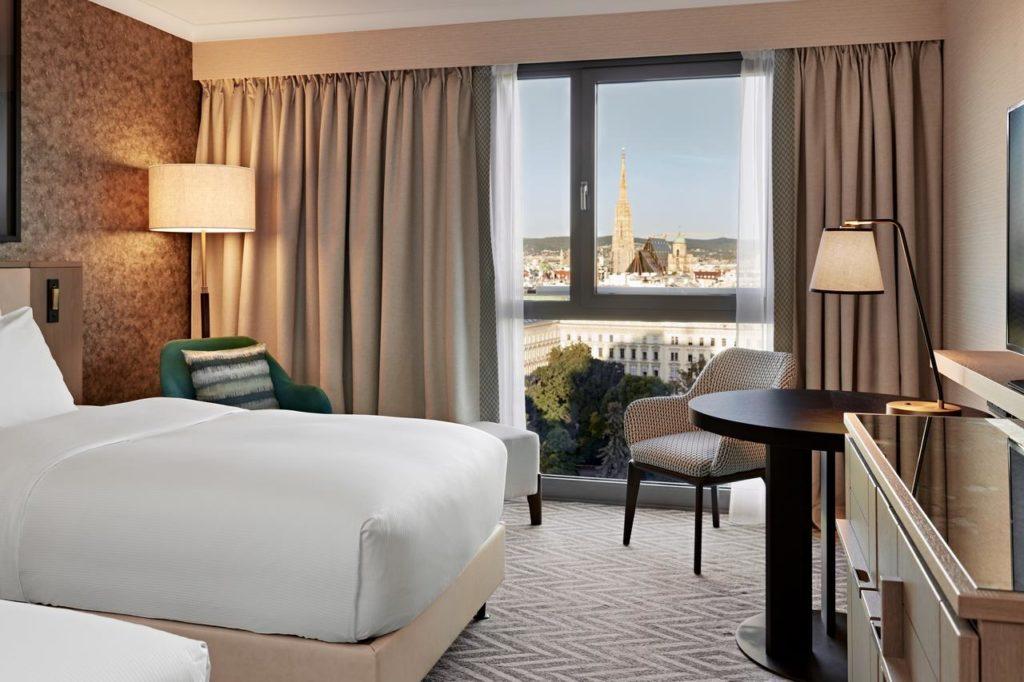 Отель Hilton Vienna в Вене