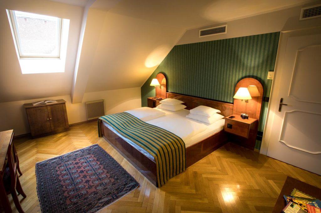 Отель Hotel Mercure в Вене