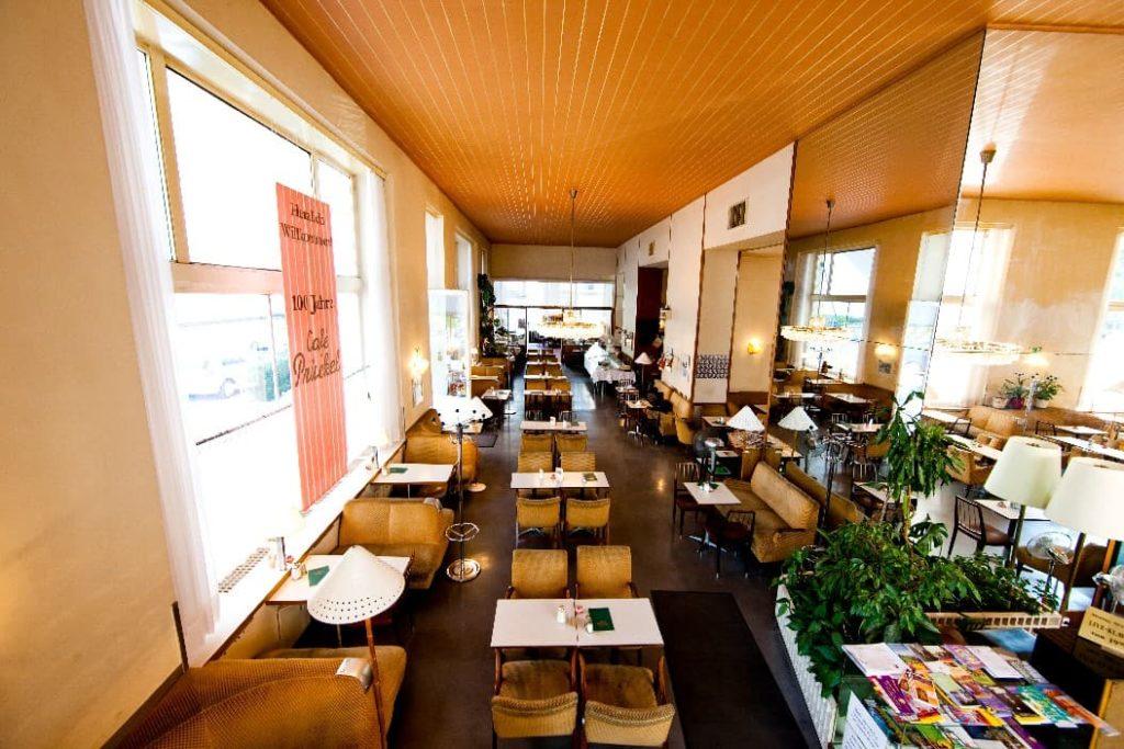 Кафе Пуркель в Вене