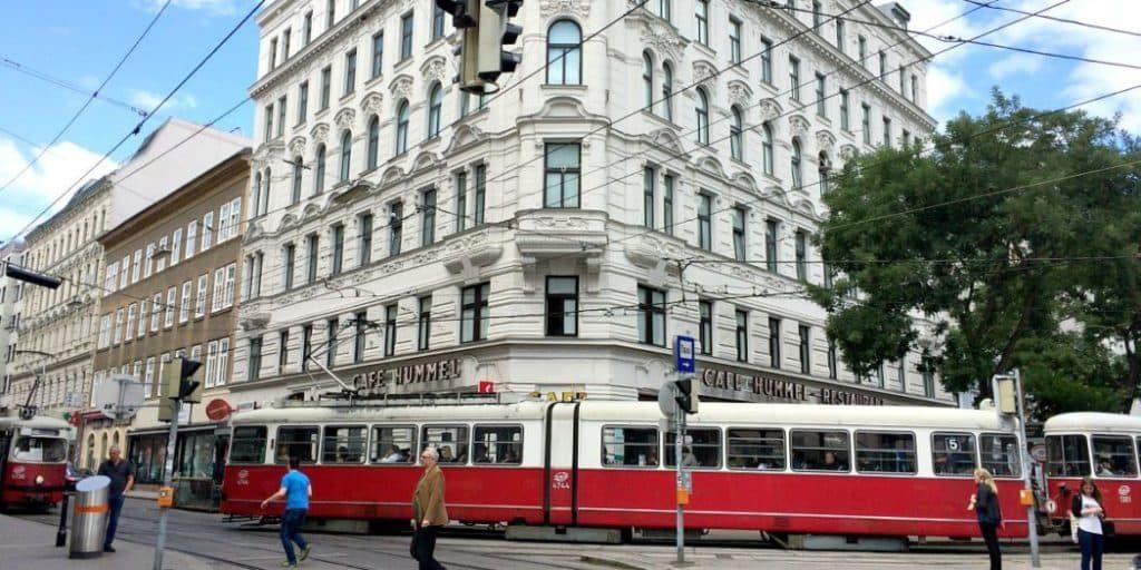 Общественный транспорт Вены