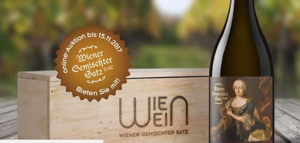 Вино в Вене