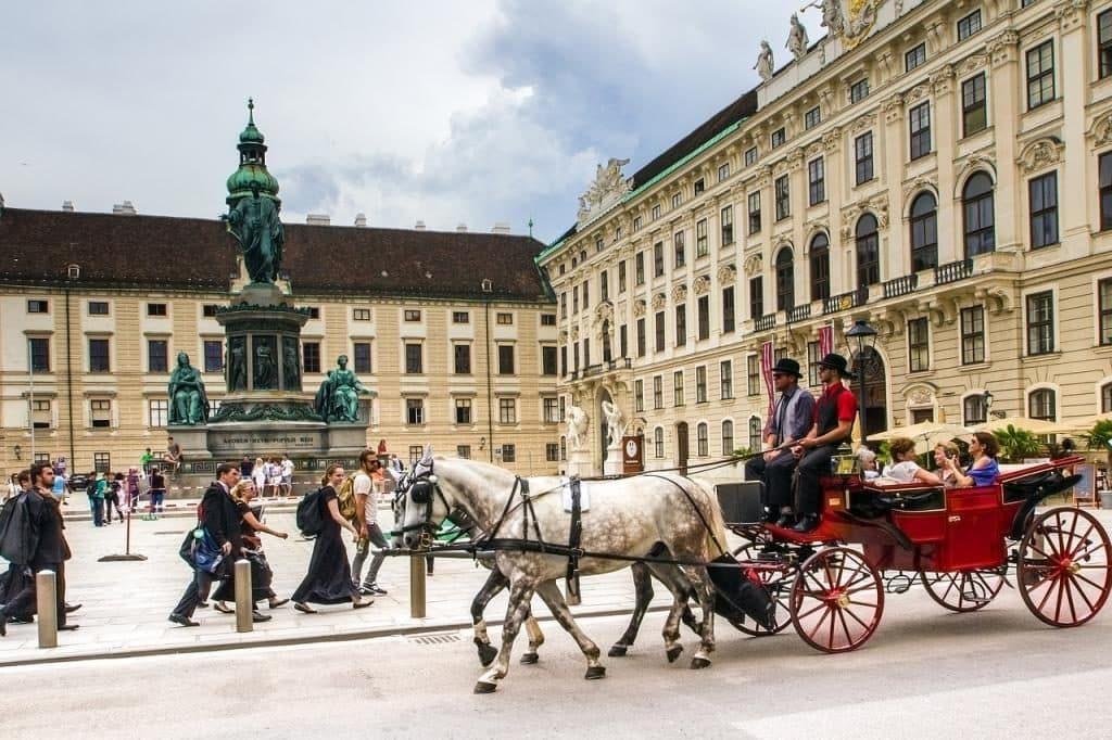 Где остановиться в Вене