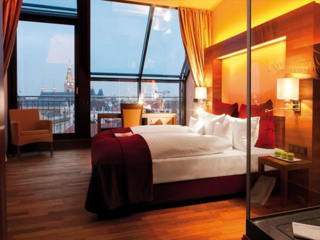 Дизайн-отели в Вене