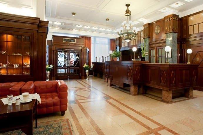Отель Аристон в Вене