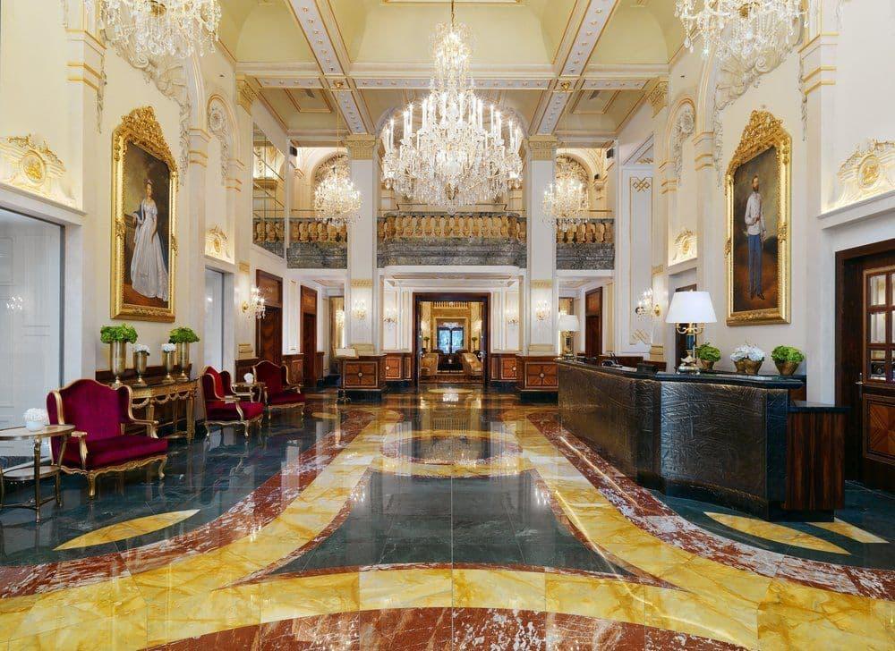 Пятизвёздочные отели в Вене