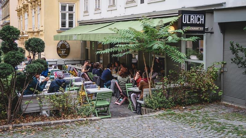 Ресторан Ulrich в Вене